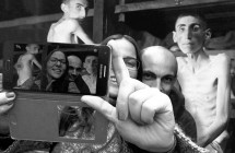 An Online Project Shames Selfie-Takers at Berlin's Holocaust Memorial / Hyperallergic
