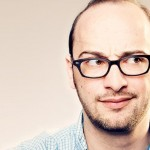 Josh Gondelman on Twitter pep talks and honest comedy / DailyDot Entertainment