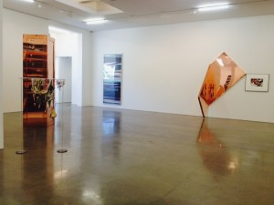 Installation view, 'Walead Beshty: Selected Bodies of Work' (all photos by the author for Hyperallergic)