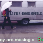 A Bookmobile Becomes a Book / Hyperallergic