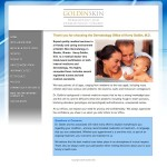 Copywriting Client: GoldinSkin Dermatology and Dermatologic Services