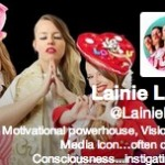 OtherPeoplesPixels Artists & Social Media Series: Reverend Lainie Love Dalby Preaches Spirituality via Social Networks