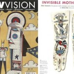 "RAW Vision Magazine Features Eler's ""Invisible Mother's Milk"" Essay for Ellen Greene"