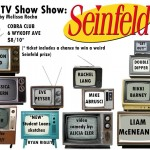 Comedy Show! The TV Show Show: Seinfeld Edition / hosted by Melissa Rocha