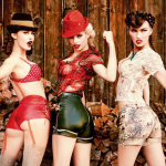 Skewering clichés in Ellen von Unwerth's erotic Bavarian wonderland / CNN