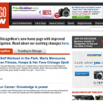 """ChicagoNow in Mashable article """"Five Innovative Websites That Could Reshape the News"""""""