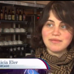 Coffeeshop Writer at Coffee Studio Chicago on ABC-7's 190 North [TV]