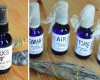 Essential oil sprays from ThreeFatesMysticShop.com