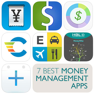 Money management apps